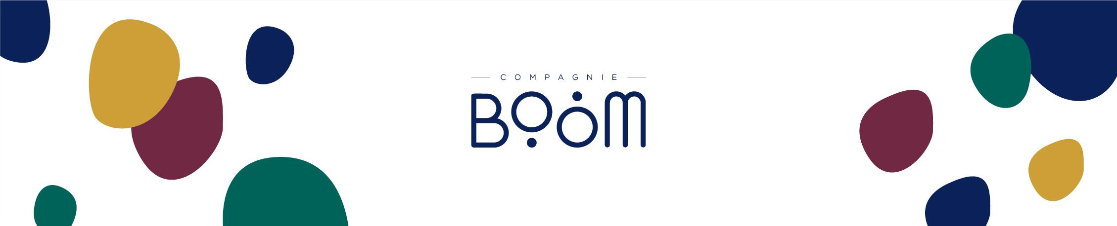 Compagnie BOOM Logo